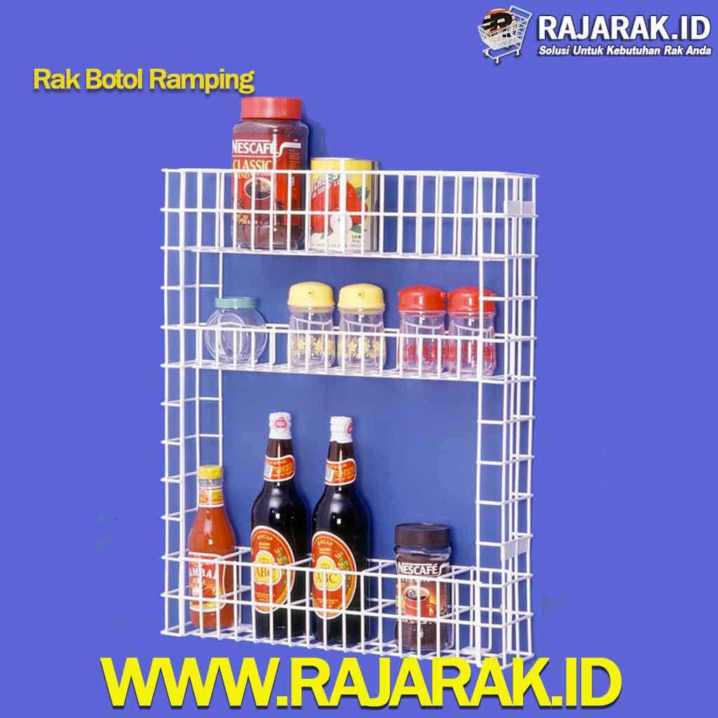 Rak Botol Ramping
