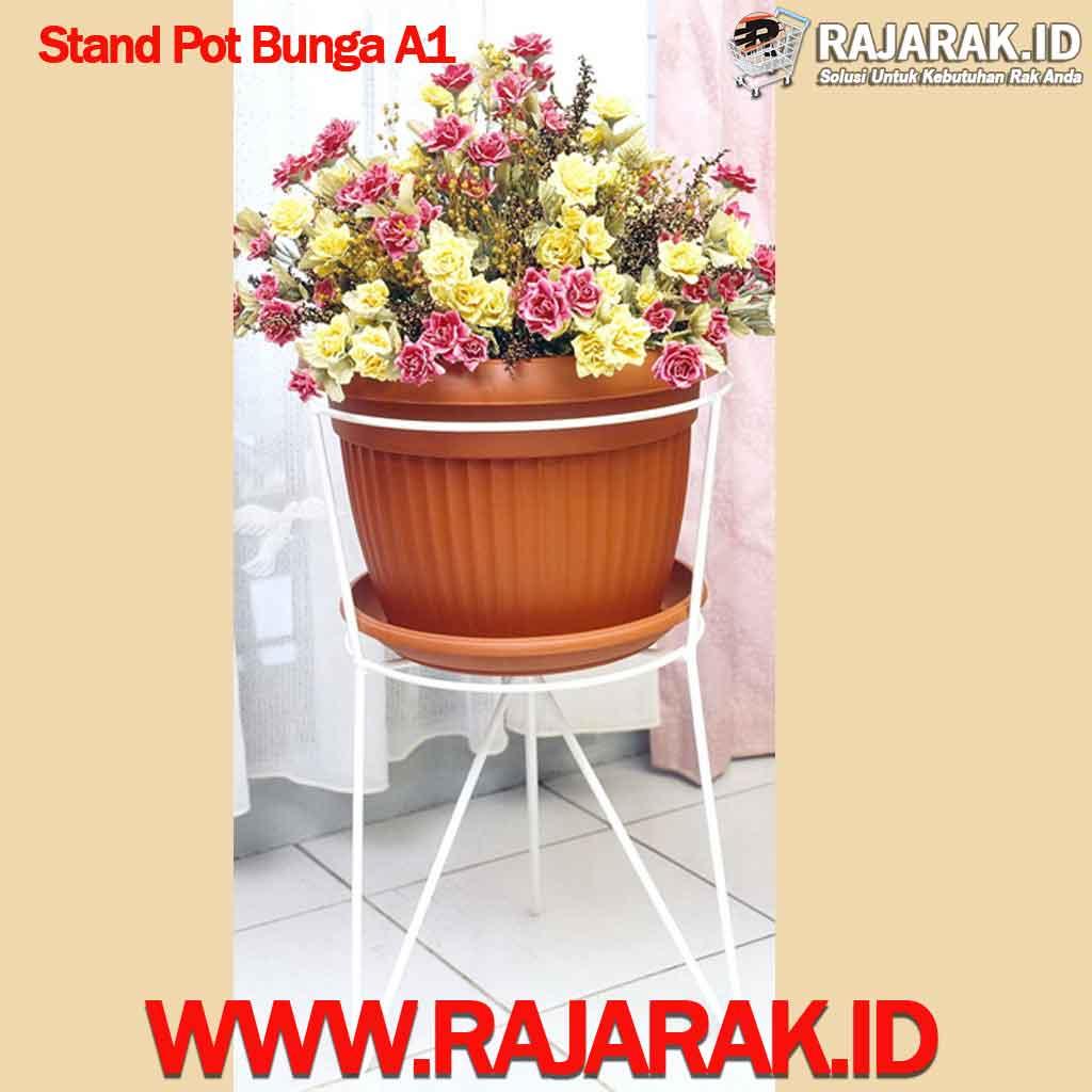 Stand Pot Bunga A1
