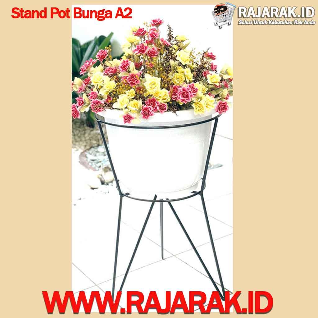 Stand Pot Bunga A2