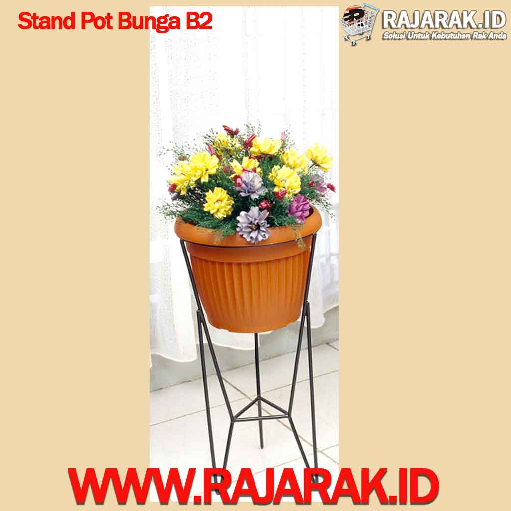 Stand Pot Bunga B2