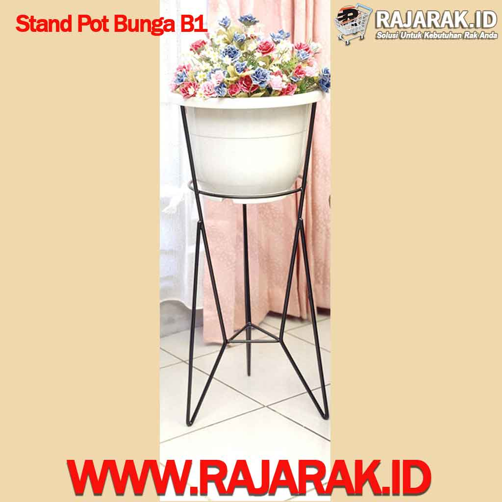 Stand Pot Bunga B1