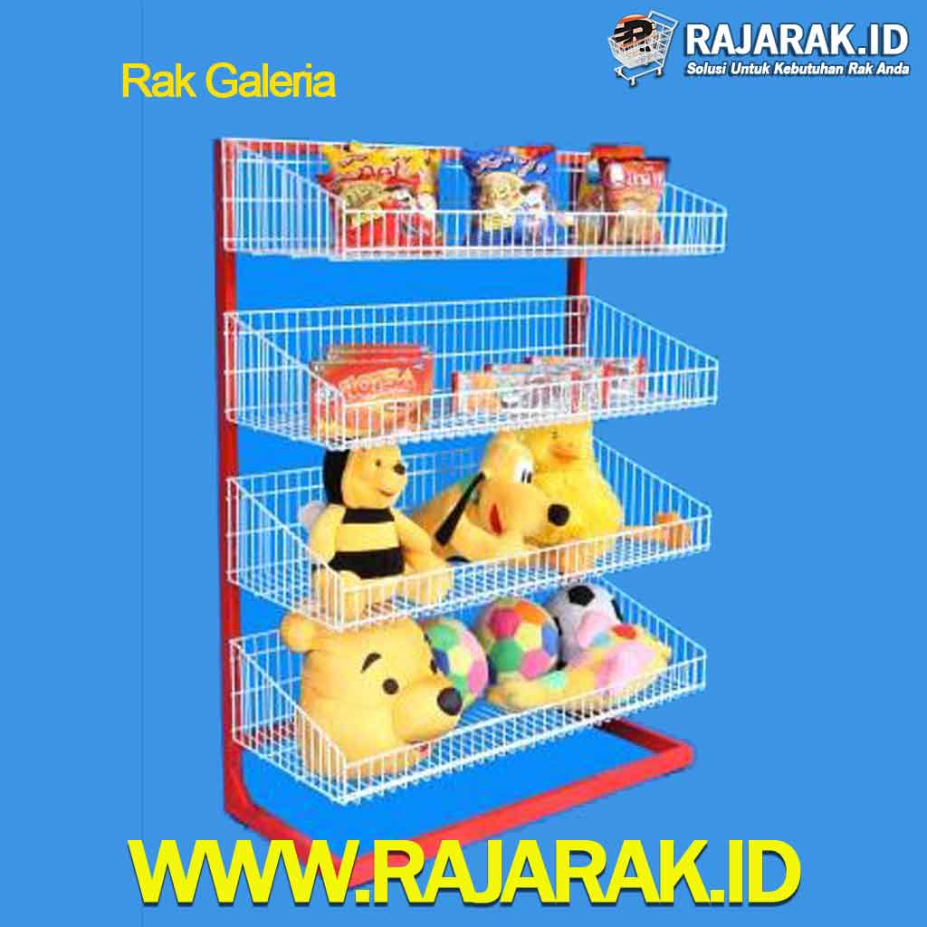 Rak Display Galeria
