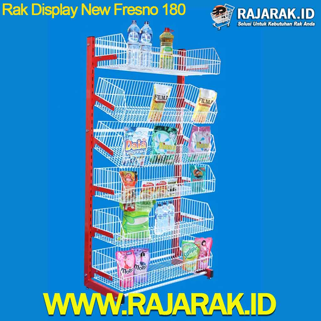 Rak Display New Fresno 180 Single