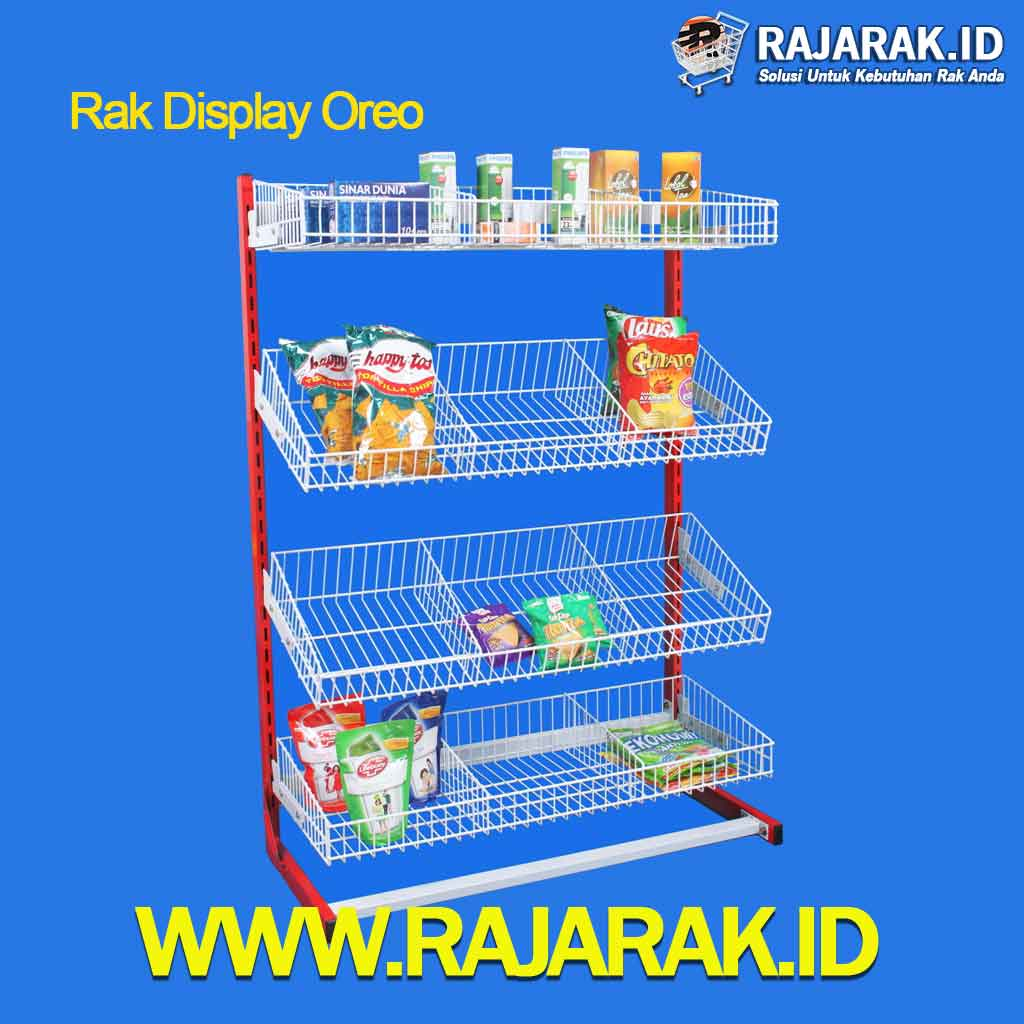 Rak Display Oreo