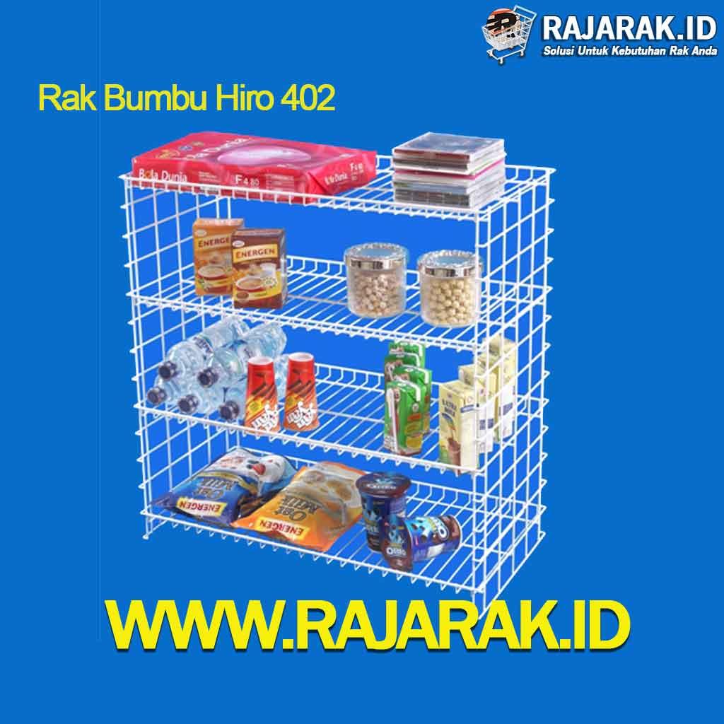 RAK BUMBU HIRO 402