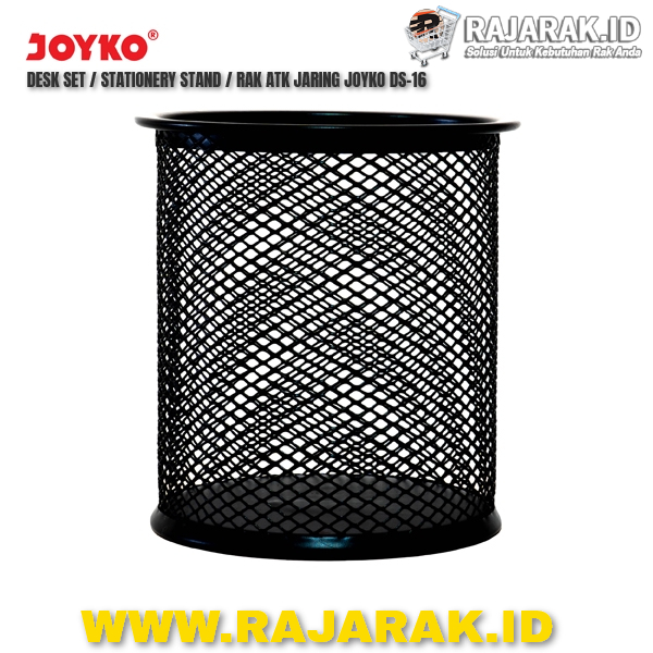DESK SET / STATIONERY STAND / RAK ATK JARING JOYKO DS-17