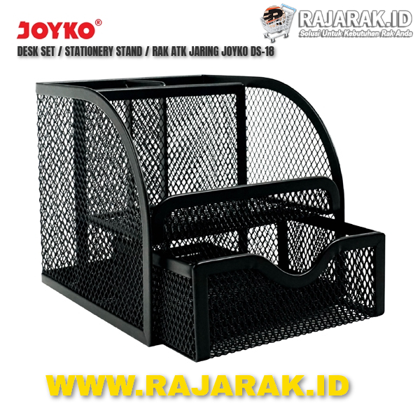 DESK SET / STATIONERY STAND / RAK ATK JARING JOYKO DS-18