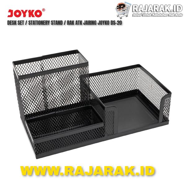 DESK SET / STATIONERY STAND / RAK ATK JARING JOYKO DS-20
