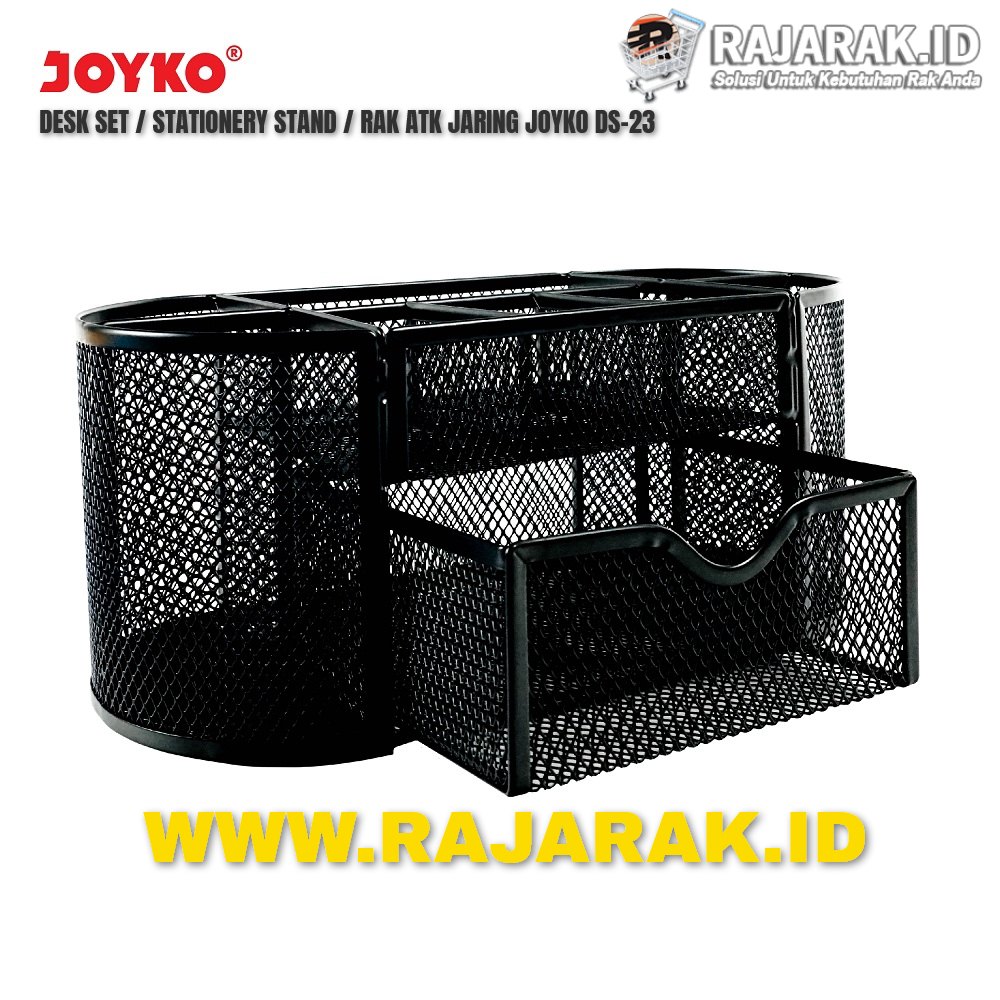 DESK SET / STATIONERY STAND / RAK ATK JARING JOYKO DS-14