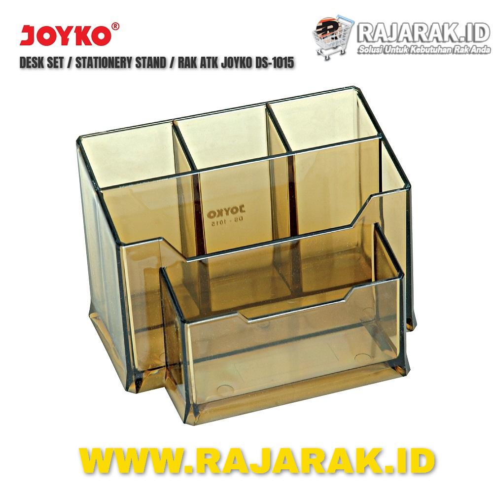 DESK SET STATIONERY STAND RAK ATK JOYKO DS-1015