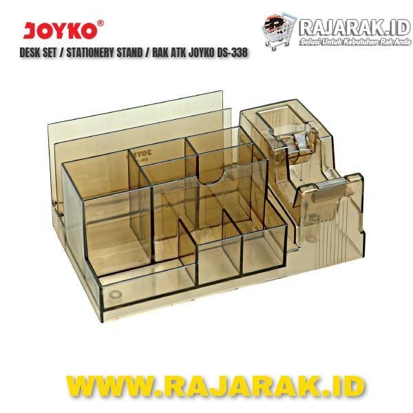 DESK SET / STATIONERY STAND / RAK ATK JOYKO DS-338