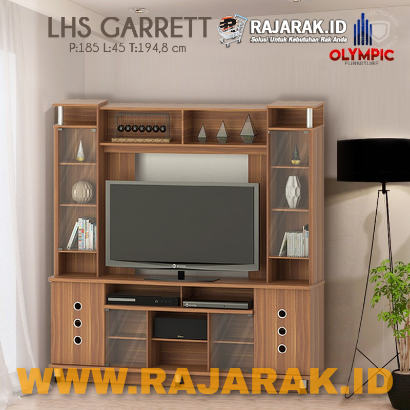 OLYMPIC MEJA TV - RAK TV LHS GARRET