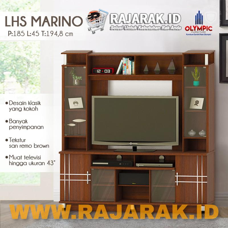 OLYMPIC MEJA TV - RAK TV LHS MARINO