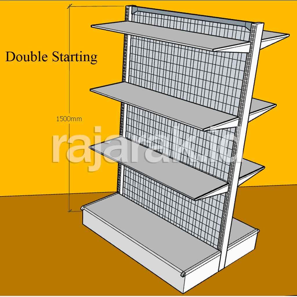 Rak Minimarket Double Starting
