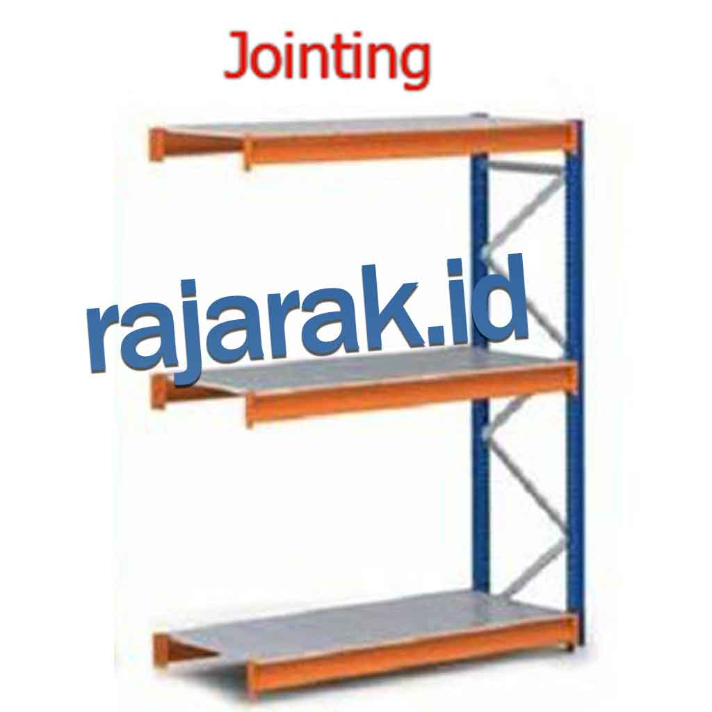 Rak Gudang Light Duty Jointing