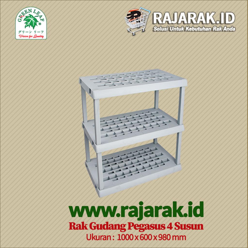 Rak gudang Plastik Type Pegasus 1374 S3