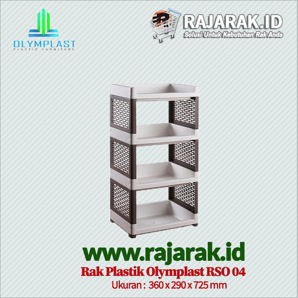 Rak Susun Plastik Olymplast RSO 04