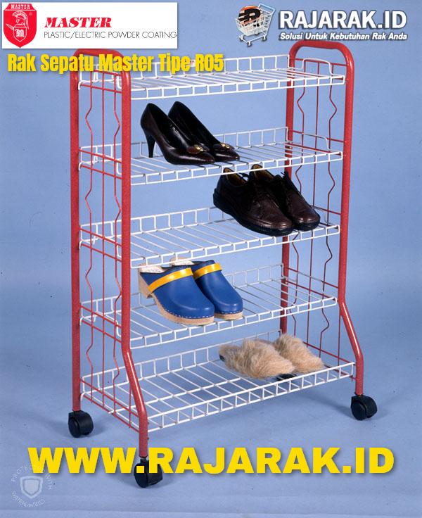 Rak Sepatu Master Tipe R05