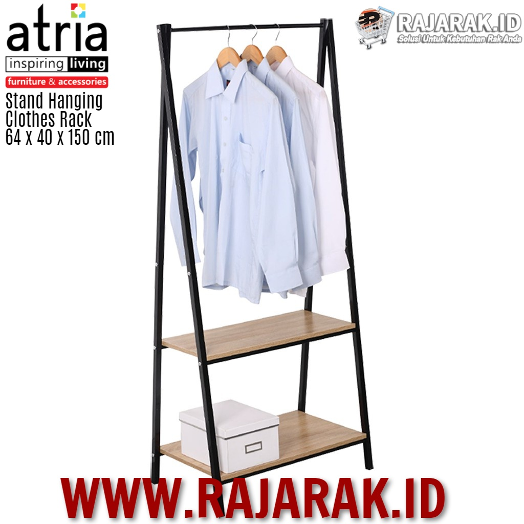 ATRIA – STAND HANGING CLOTHES RACK