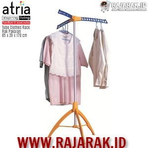 ATRIA – TUBE CLOTHES RACK RAK PAKAIAN