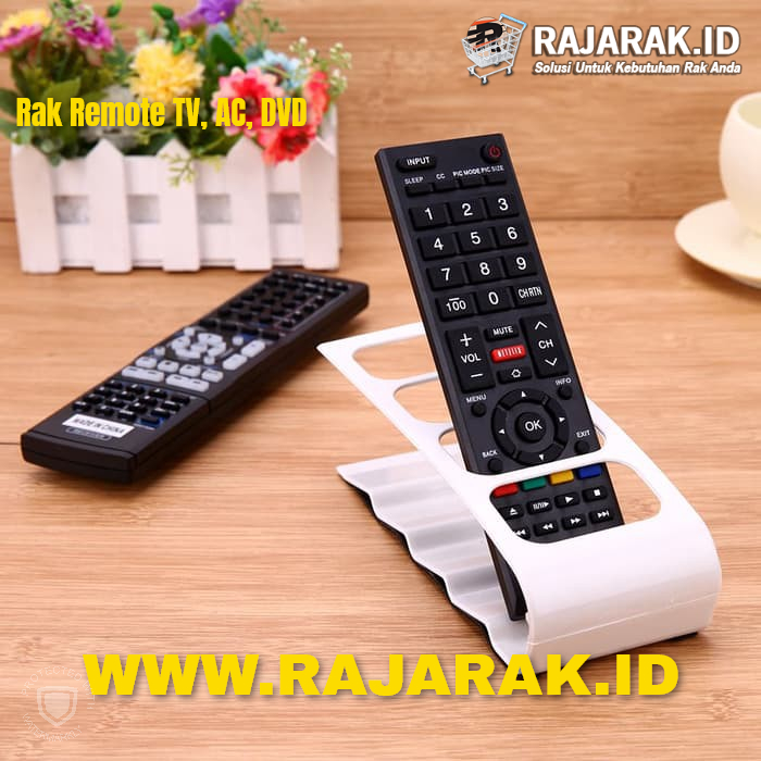 RAK REMOTE TV, AC, DVD