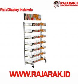 Rak Display Indomie