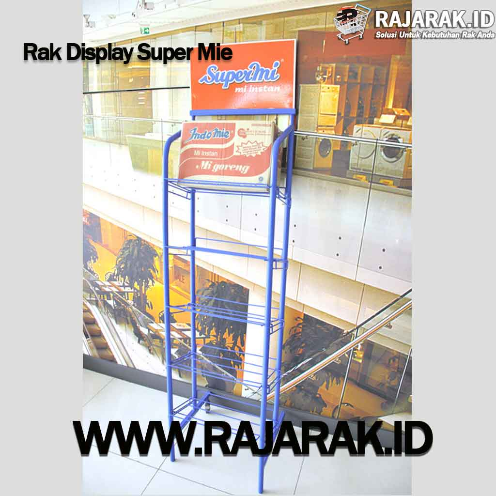 RAK DISPLAY SUPERMIE