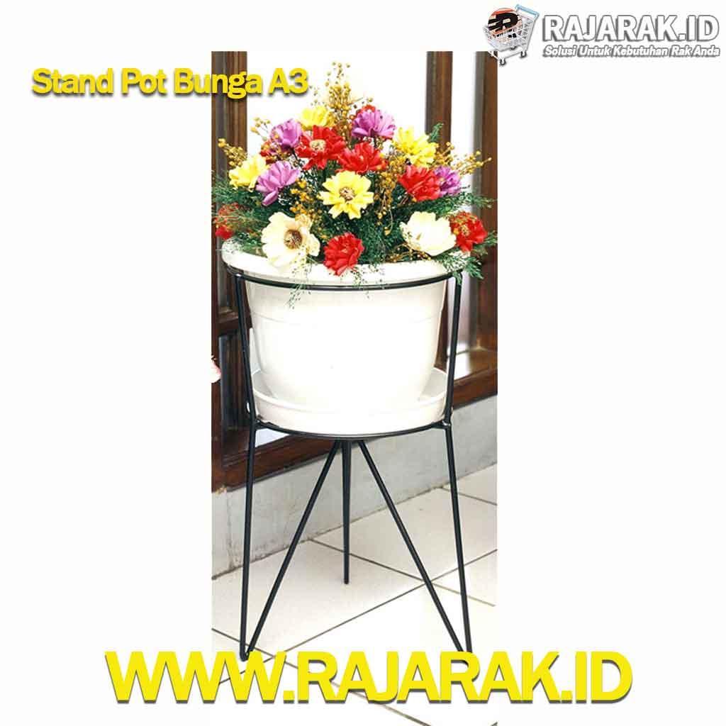 Stand Pot Bunga A3