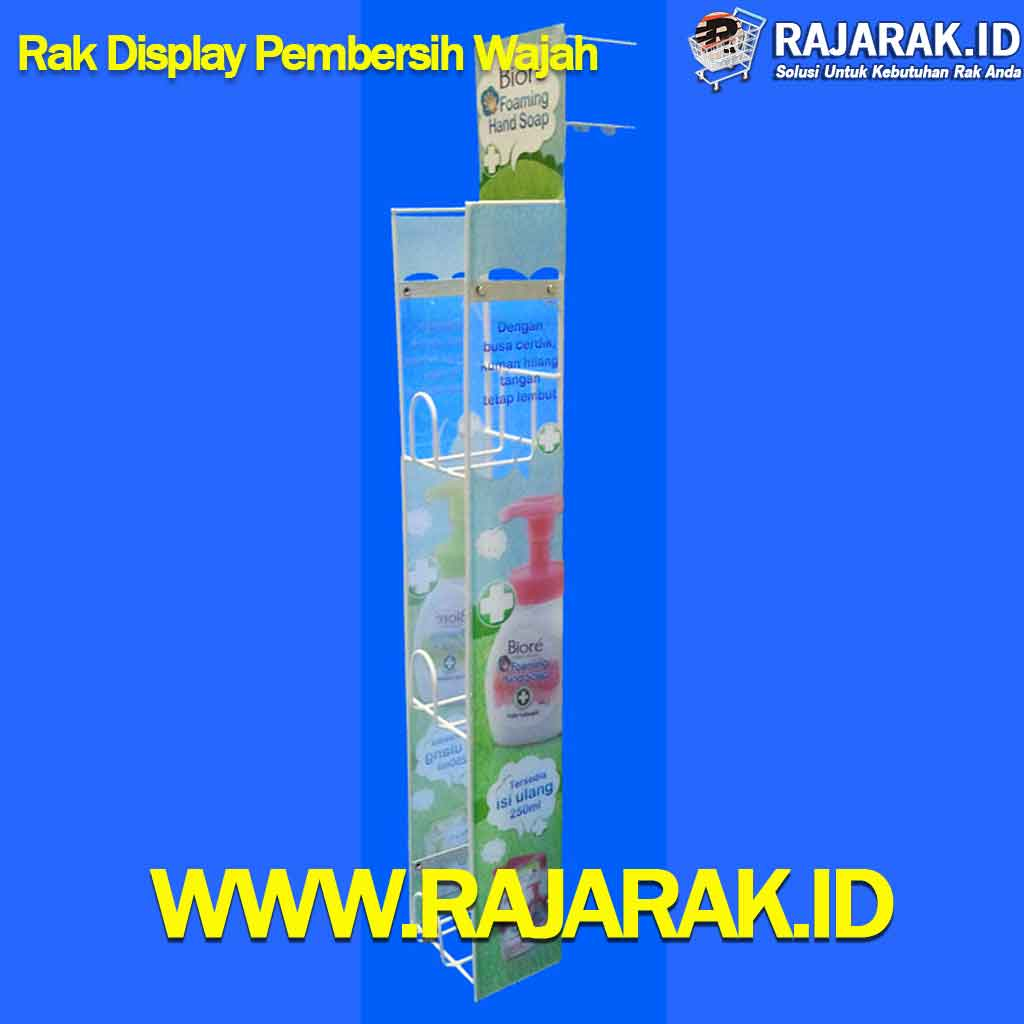 Rak Display Pemberish Wajah