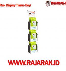 Rak Display Tissue Bayi