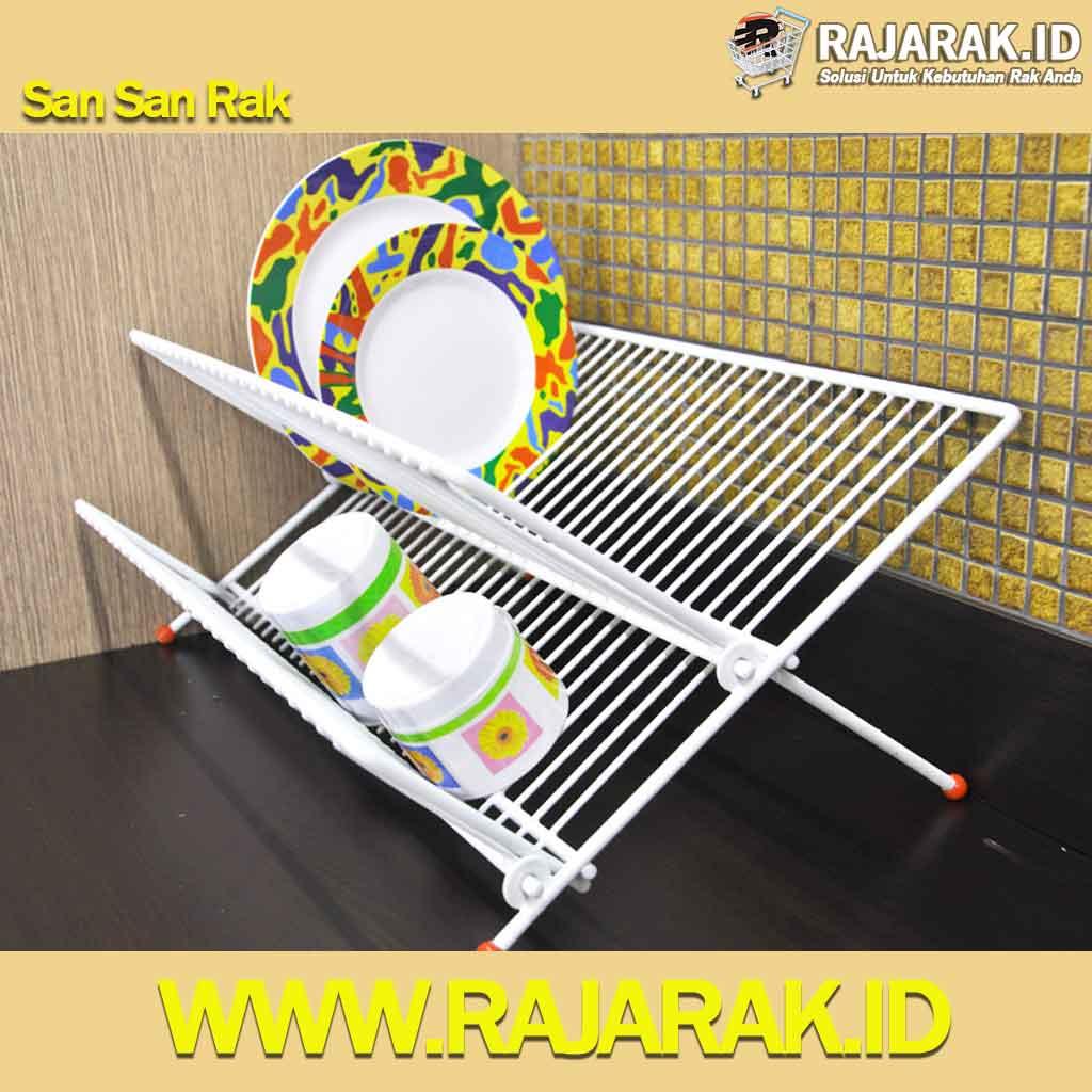 RAK PIRING MODELLINE San San Rak
