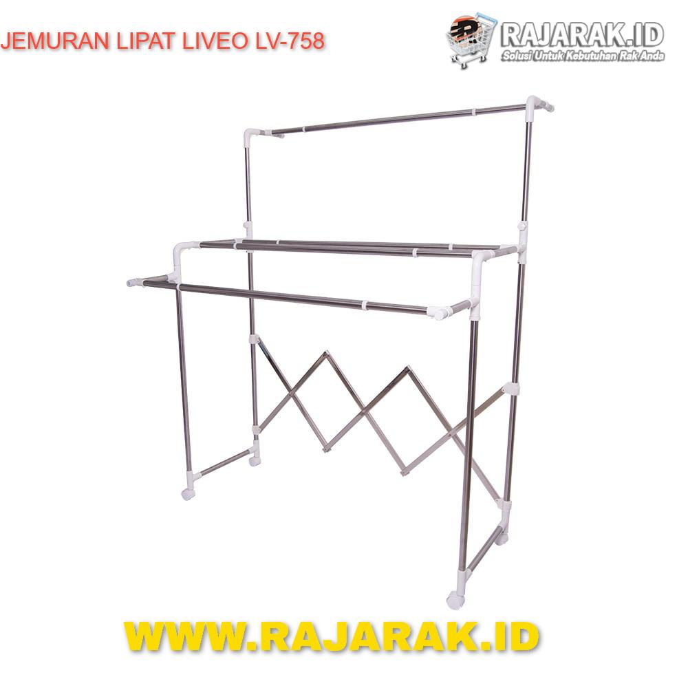 JEMURAN LIPAT LIVEO TIPE LV-758