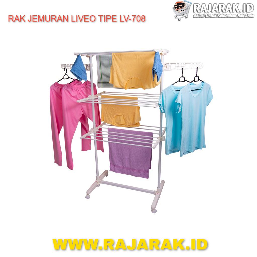 Rak Jemuran LIVEO Tipe LV-708
